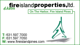 Fire Island Properties